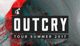 OUTCRY Tour Summer 2017