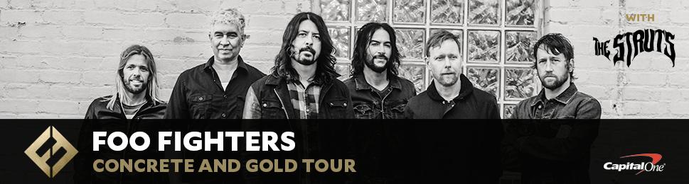 Foo Fighters Tour Spokane