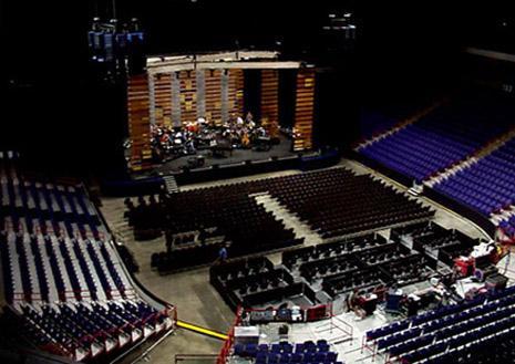 Spokane Arena Star Theatre