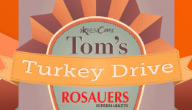 Tom's Turkey Drive: Turkey Tuesday